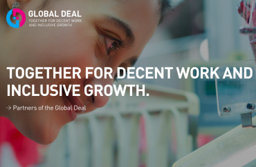 Global Deal homepage