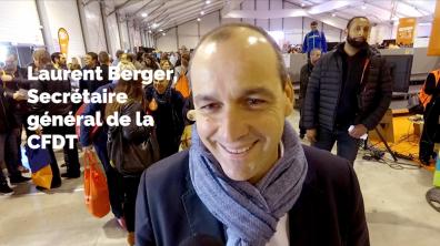 Rencontre avec ... Laurent Berger