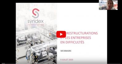 REPLAY | Les restructurations et les entreprises en difficulté