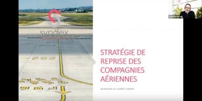 REPLAY | Webinaire : Quelle stratégie de reprise des compagnies aériennes ?
