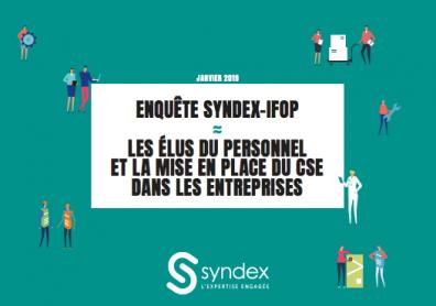 Etude CSE Ifop-Syndex