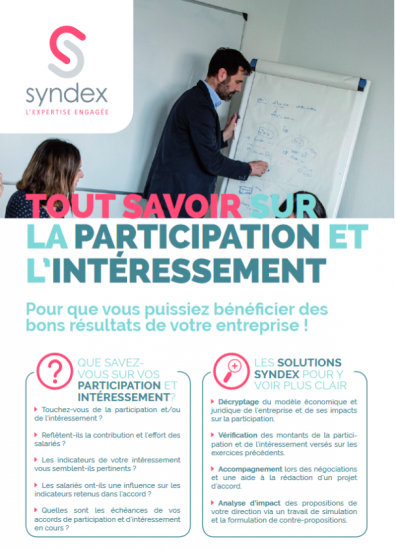 Participation et intéressement