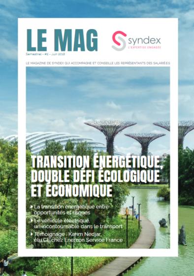 Le Mag n°2 - La transition énergétique