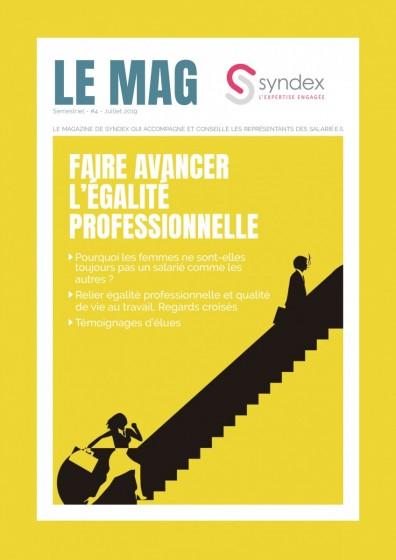Le Mag # 4 - Faire avancer l'égalité professionnelle