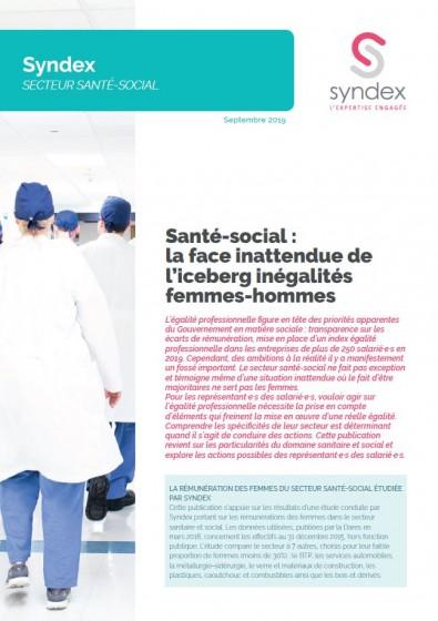 SANTÉ SOCIAL - 4 pages