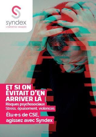 Flyer Risques psychosociaux