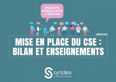 Enquête CSE Ifop-Syndex