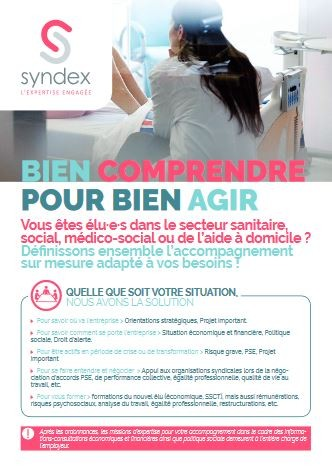 Flyer offre sanitaire
