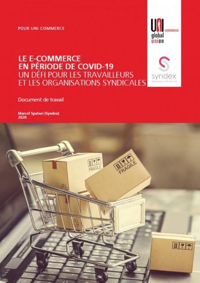Etude : Le e-commerce en période de covid-19 un défi pour les travailleurs et les organisations syndicales